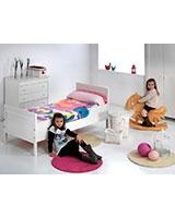 B Twins 061 baby blanket size 160x220 Fucshia - Mora