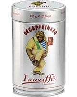Ground Coffee Decaffeinated 250gr - Lucaffé