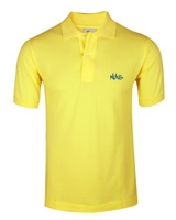 Polo T-Shirt Yellow - Nas