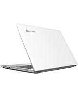IdeaPad Z5070 Laptop i7-4510U/ 4G/ 500G HDD + 8 G SSD/ nVidia 4GB/ DOS/ White - Lenovo