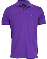 Polo Shirt 02DY100 Dark Purple - Dandy