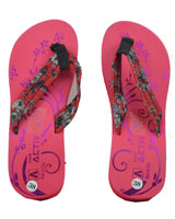 Slipper For Woman AC120047 Red - Jel Activ
