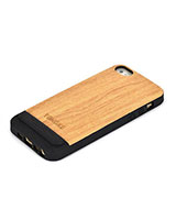 Apple iPhone 5 Tongke Wood Back Cover - Tridea