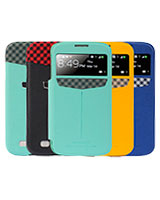 Elegance Leather Case For Samsung Galaxy S4 - Baseus