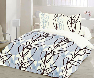 Winter quilt set (10 Tog) Sketch design - Comfort
