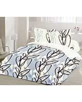 Printed bed set Sketch design - Comfort