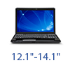 12.1-14.1 Screen Laptops