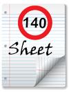 140 Sheet+