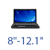 8-12.1 Screen Laptops