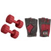 Dumbbells & Gloves