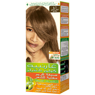 color naturals 6 1 dark ash blonde garnier hair