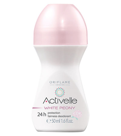 Activelle white peony apd roll on oriflame toiletries female activelle white peony apd roll on oriflame toiletries female health beauty nefsak buy shop online cash in egypt stopboris Gallery