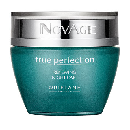Hasil gambar untuk NovAge True Perfection Renewing Night Care