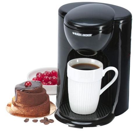 1 Cup Coffee Maker DCM25 - Black & Decker :: Coffee Machines :: Kitchen :: Home & Kitchen ...