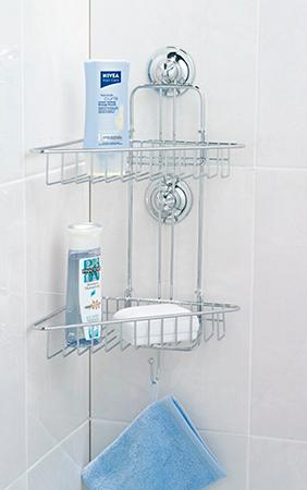 corner rack 2 shelves el 10292 everloc others home kitchen home. Black Bedroom Furniture Sets. Home Design Ideas