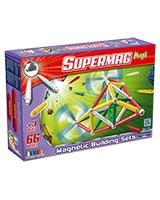 Supermag Maxi Classic 66 Pieces - Plastwood