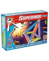 Supermag Maxi Neon 22 Pieces - Plastwood