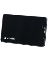 Dual USB Portable Power Pack 10,400mah - Verbatim