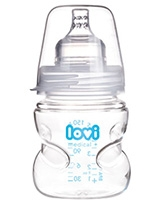 Medical Bottle 0-3 Months 150 ml 59/212 - Lovi