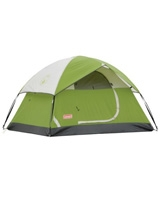 Sundome Tent 5'x7' 2 Persons - Coleman