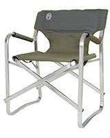 Deck chair green 3138522054700 - Coleman