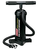 Dual action hand pump 076501598759 - Coleman