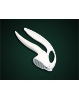 Metallic Garlic Press - Metaltex