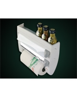 Roll & Roll Dispenser - Metaltex