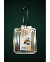 Flame Distributor and Grill 24 cm - Metaltex