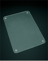 Glass Cutting Board 40 cm - Metaltex