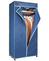 Airy Extra Large Wardrobe 50X75X170 cm - Metaltex