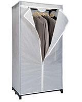 Polly Large Wardrobe 50X75X150 cm - Metaltex