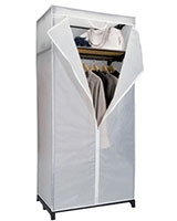 Polly Extra Large Wardrobe 50X75X170 cm - Metaltex