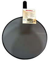 Black Non Stick Splatter Screen Futura - Metaltex