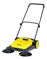 Two Sides Brush S 650 - Karcher