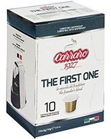 The First One Capsules - Carraro