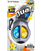 Air Freshener Fresh Dual Vanilla - Power Air