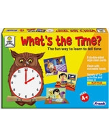 What's The Time?... Puzzle - Frank