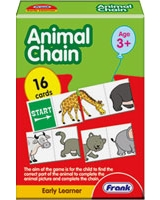 Animal Chain Puzzle - Frank
