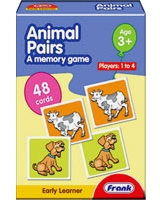 Animal Pairs Cards - Frank
