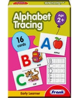 Alphabet Tracing Cards - Frank