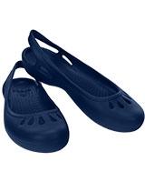 Women's Malindi Flat Navy 10127 - Crocs