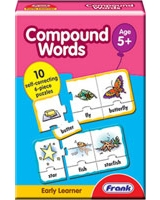 Compound Words Puzzle - Frank
