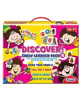 Discover Early Learner Pack 4 - Frank
