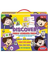 Discover Early Learner Pack 5 - Frank