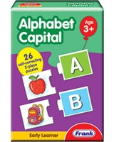 Alphabet Capital Puzzle - Frank