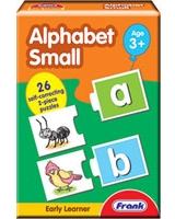 Alphabet Small Puzzle - Frank