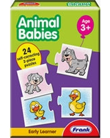Animal Babies Puzzle - Frank