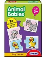 Animal Babies Puzzle - Frank