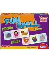 Fun Spell Puzzle - Frank